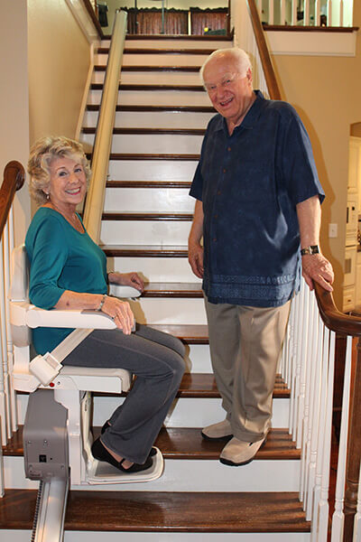 These u201cseated stair climbersu201d are the ultimate in safety and ease of use. The Easy Climber® Stair Lift can restore access to your entire homeu2014upstairs and ...  sc 1 st  Aging In the Home Remodelers & Aging In the Home Remodelers